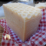 Farm fresh goat's milk and coconut milk soap