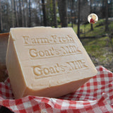 Goat's Milk Soap Farm Fresh