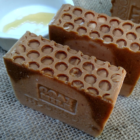 Natural Goat milk and honey soap
