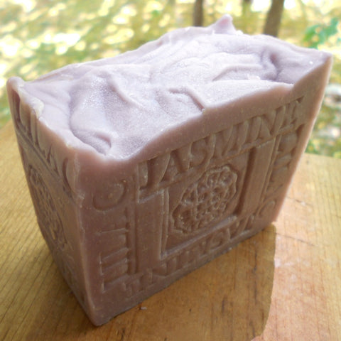French Jasmine Lilac Soap -Limited Edition- Large 11 Ounce