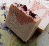 Jasmine Moroccan Clay  Coconut Milk & Himalayan Pink Salt Soap