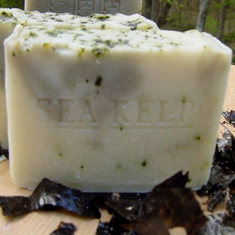 Sea Kelp Soap