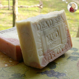 Provence Lavender  Soap with Dead Sea Mud and French Rose Clay