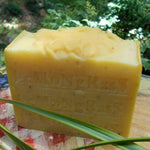 Lemongrass Soap with Cocoa Butter Handmade