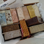 Gift for him natural handcrafted soap 12 soaps