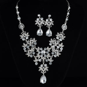 Fashion Jewelry Sets Charm Prom