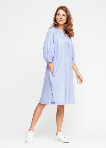 Forever Shirtdress Chambray
