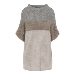 Annali Knit Cape