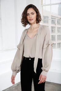 Eloise Silk Blouse