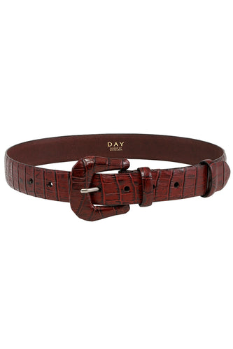 DAY Croco Belt