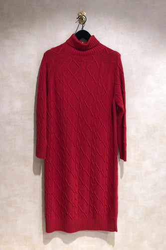 Magda Wool Cashmere Dress