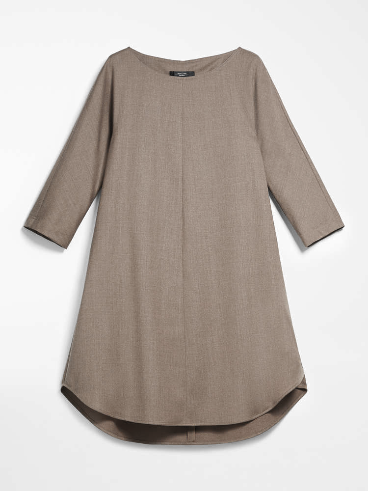 Tonico Wool Dress