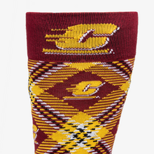 Load image into Gallery viewer, Central Michigan Socks