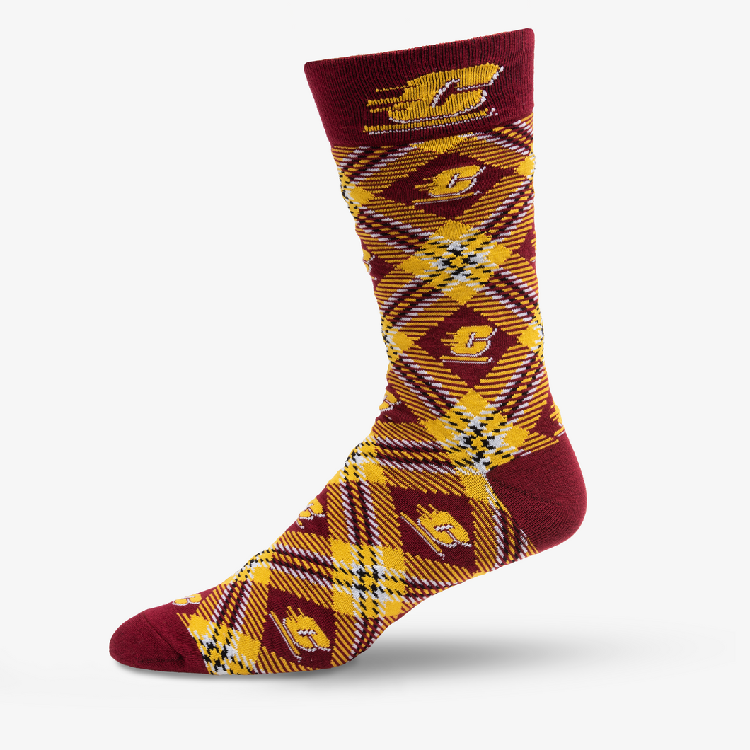 Central Michigan Socks