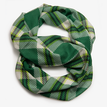 Load image into Gallery viewer, Eastern Michigan Infinity Scarf