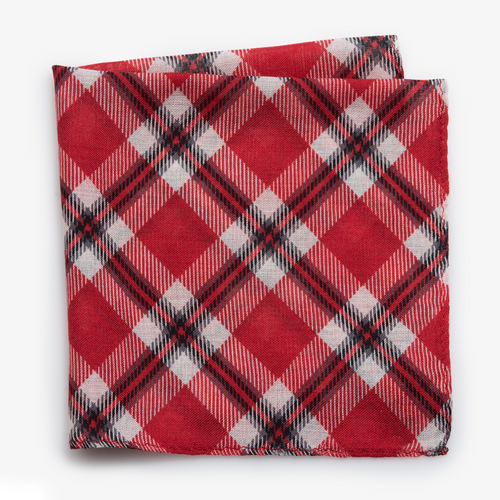 Oklahoma Pocket Square
