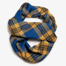 Load image into Gallery viewer, Pitt Infinity Scarf