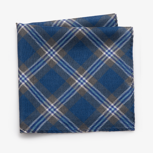 Rice Pocket Square