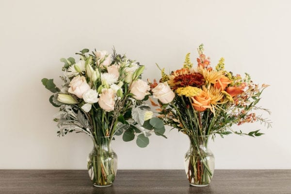 Floral Subscription Arrangement