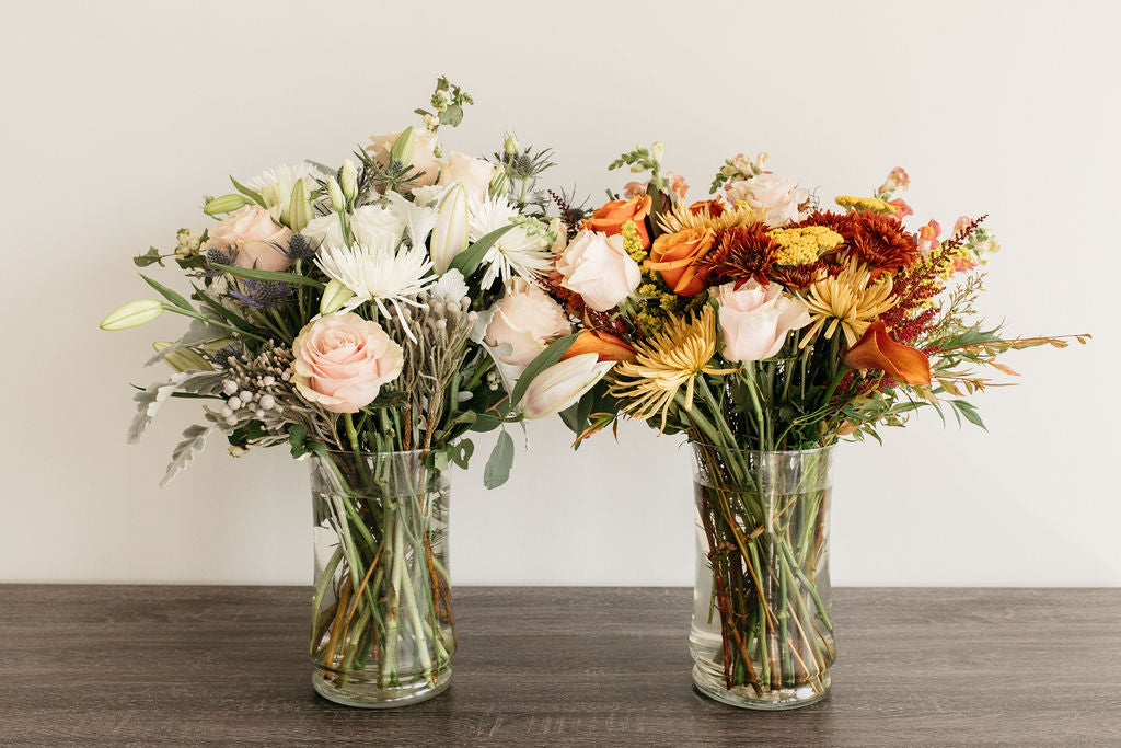 Bi-weekly floral subscription