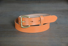 Load image into Gallery viewer, | Essential Belt 30mm WHISKEY