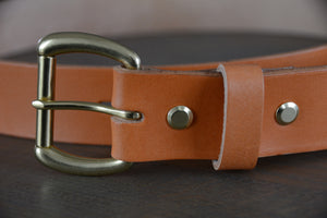 | Essential Belt 38mm WHISKEY