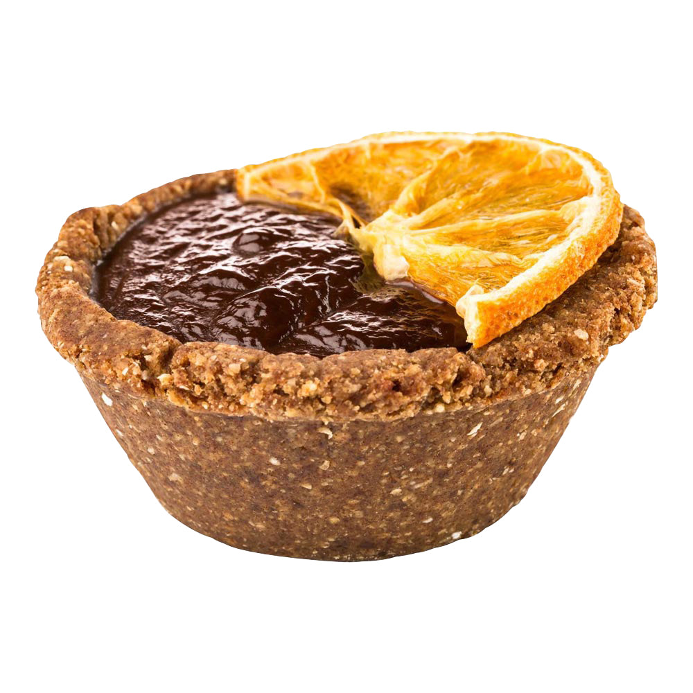 Raw Chocolate Orange Tart