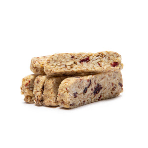 Raw Cranberry & Coconut Biscotti