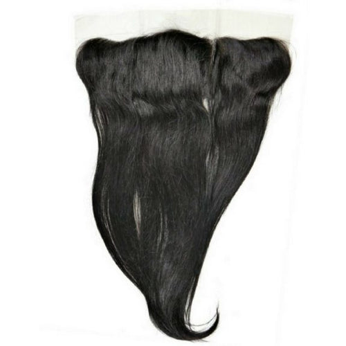 Transparent Brazilian Silky Straight Frontal