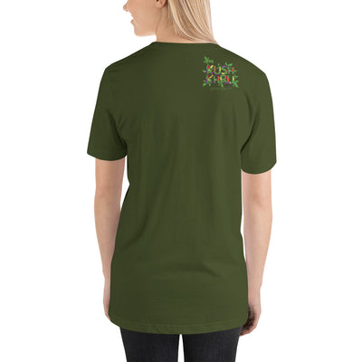 KINKE KUSH LOSER HEAD Short-Sleeve Unisex T-Shirt