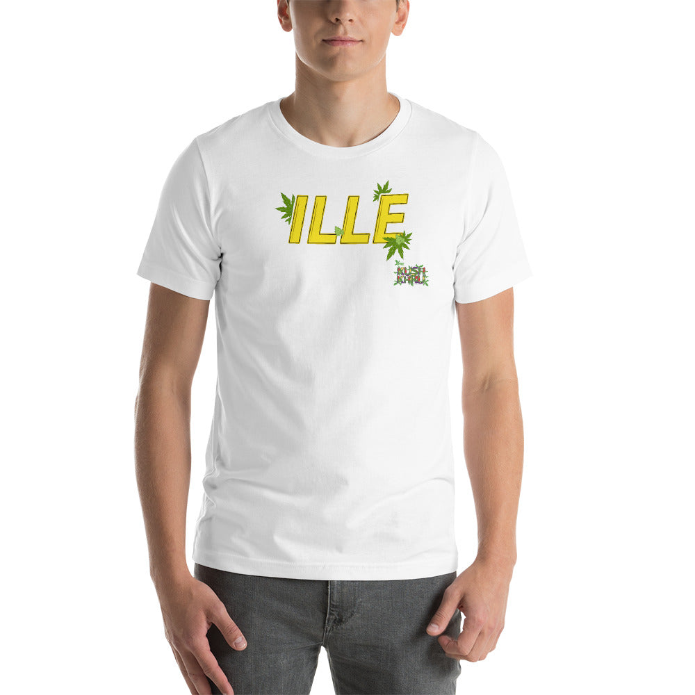 ILLE TAG Short-Sleeve Unisex T-Shirt