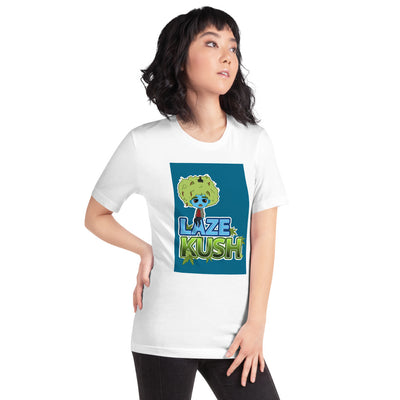 LAZE KUSH NAK Mode 7 Short-Sleeve Unisex T-Shirt