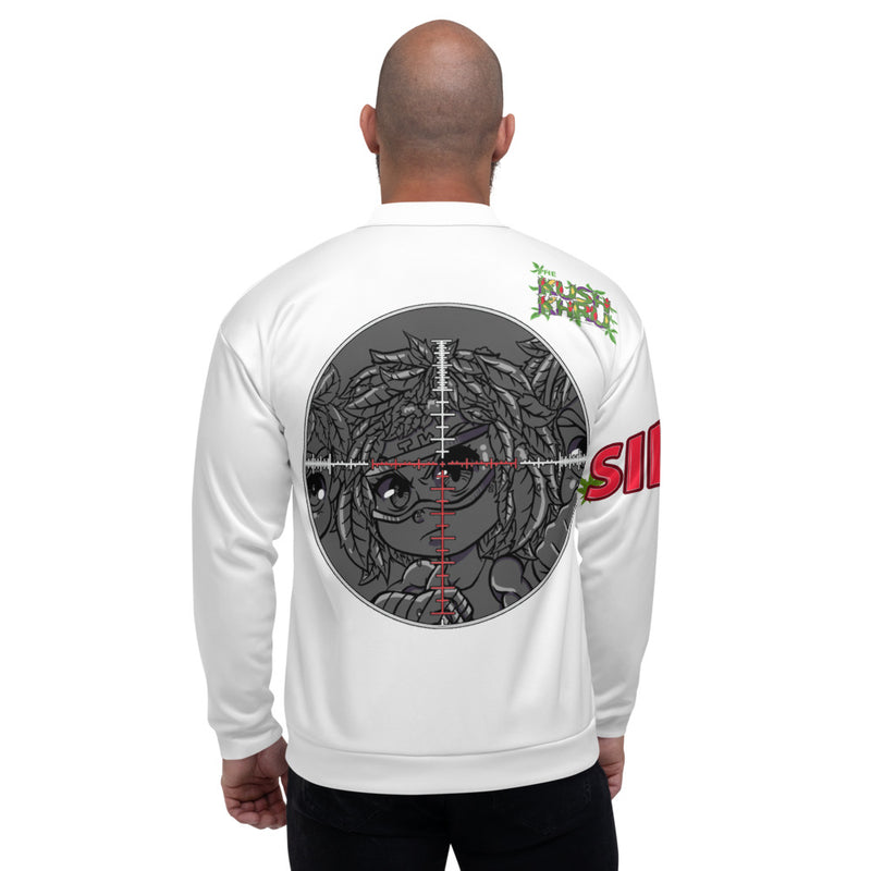 SILLE KUSH PRAK MODE Scope Unisex Bomber Jacket