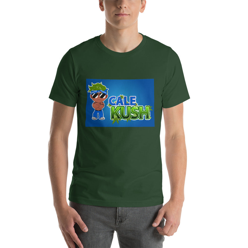 CALE KUSH NAK Mode 2 Short-Sleeve Unisex T-Shirt
