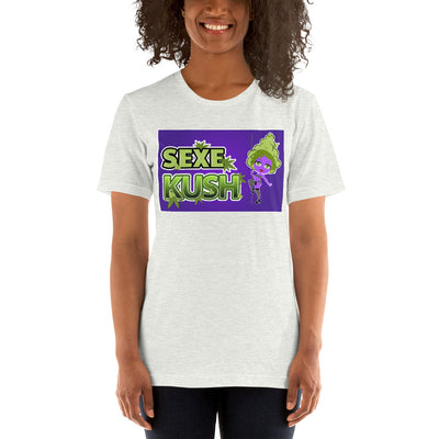 SEXE KUSH NAK Mode 3 Short-Sleeve Unisex T-Shirt