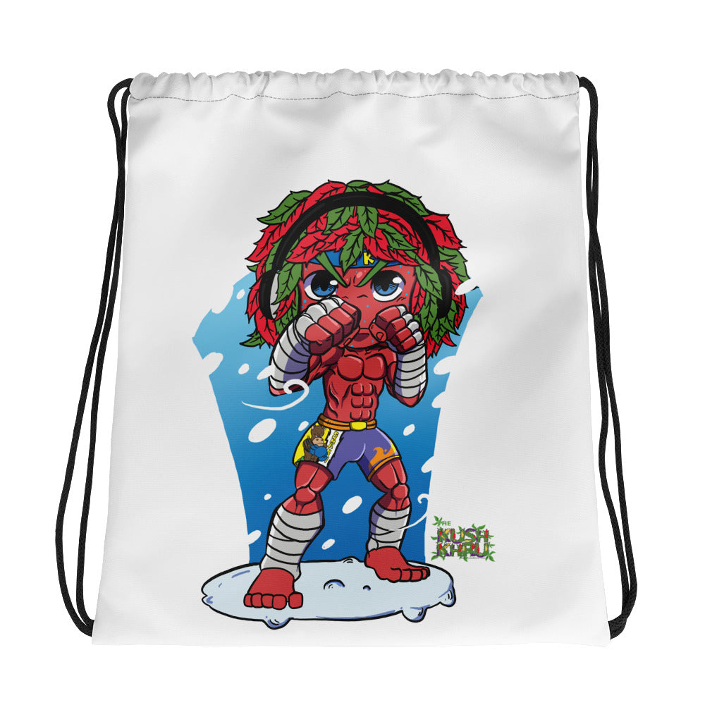STINKE KUSH Drawstring bag