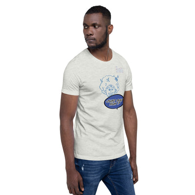 LAZE KUSH HEAD Short-Sleeve Unisex T-Shirt
