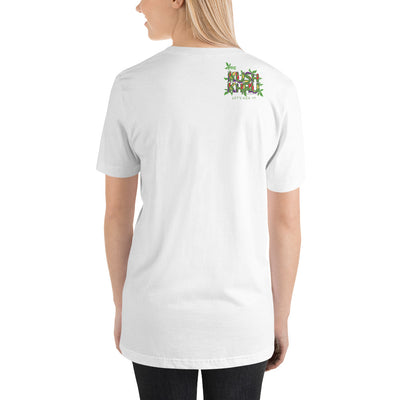 STICKE KUSH LOSER HEAD bw Short-Sleeve Unisex T-Shirt