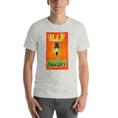 ILLE KUSH NAK Mode Short-Sleeve Unisex T-Shirt