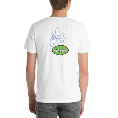 CALE KUSH NAK Mode 5 Short-Sleeve Unisex T-Shirt