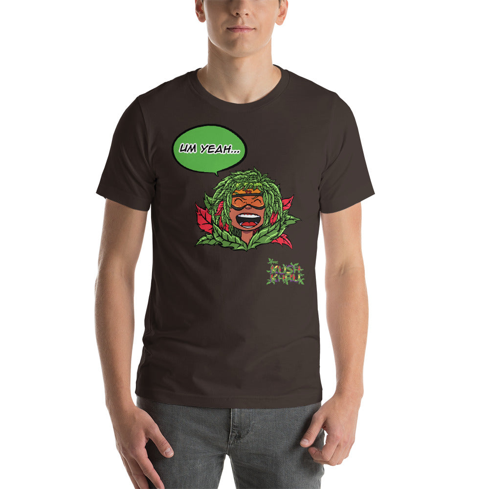SILLE KUSH HEAD Short-Sleeve Unisex T-Shirt