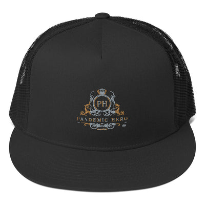 """PANDEMIC-HERO-11"" Trucker Cap"