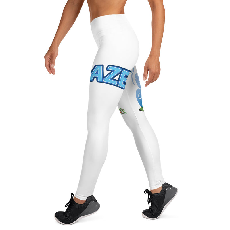 LAZE KUSH PRAK MODE Yoga Leggings