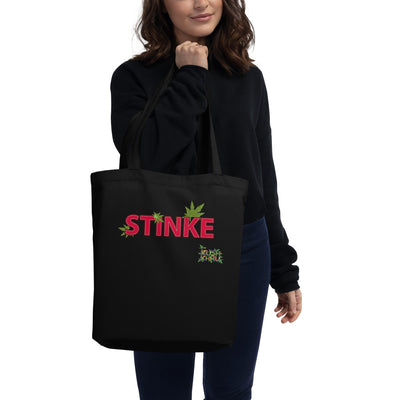 STINKE KUSH Eco Tote Bag