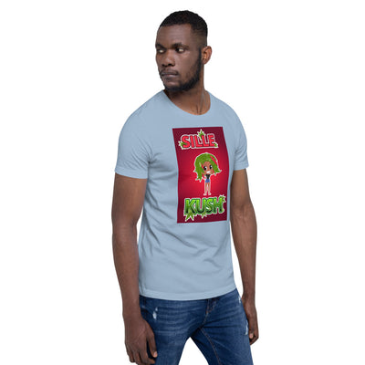 SILLE KUSH NAK Mode 6 Short-Sleeve Unisex T-Shirt