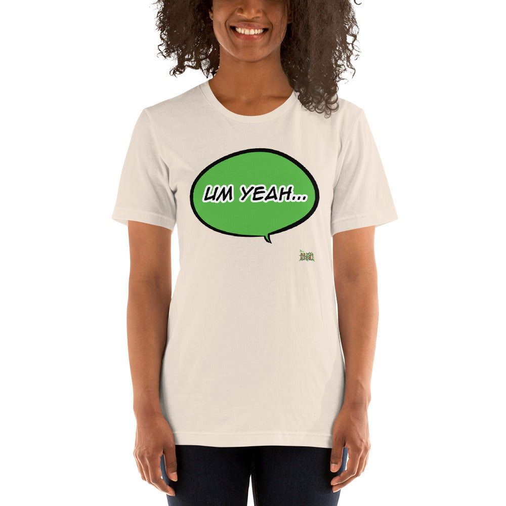 UM KUSH BUBBLE Short-Sleeve Unisex T-Shirt