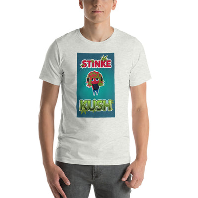 STINKE KUSH NAK Mode 3 Short-Sleeve Unisex T-Shirt