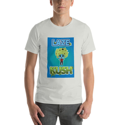 LAZE KUSH NAK Mode 2 Short-Sleeve Unisex T-Shirt