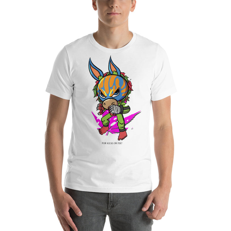 STINKE KUSH KAR-FEA-YAM Mode Short-Sleeve Unisex T-shirt