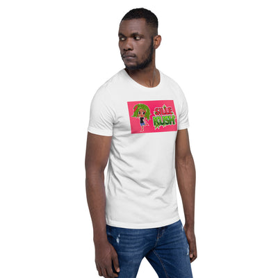 SILLE KUSH NAK Mode 5 Short-Sleeve Unisex T-Shirt